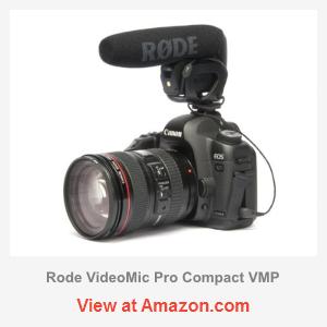 Rode VideoMic Pro Compact