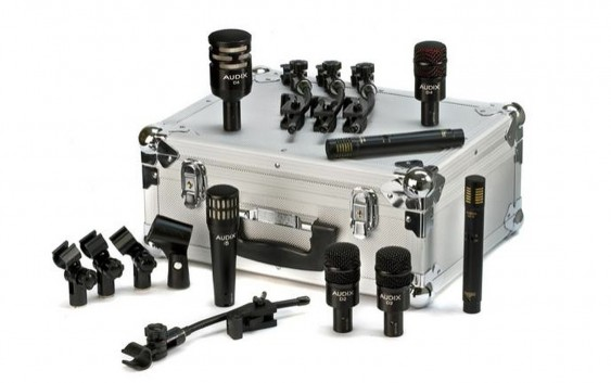 Audix DP7 – Drum Microphone Kit Review
