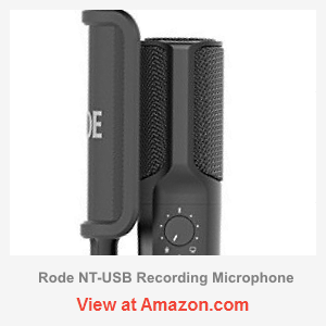 rode nt usb usb recording microphone review microphone geeks. Black Bedroom Furniture Sets. Home Design Ideas