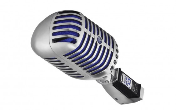 Shure Super 55 Deluxe – supercardioid prop mic review