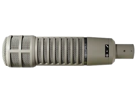 Electro-Voice RE20 Broadcast Dynamic Microphone Review