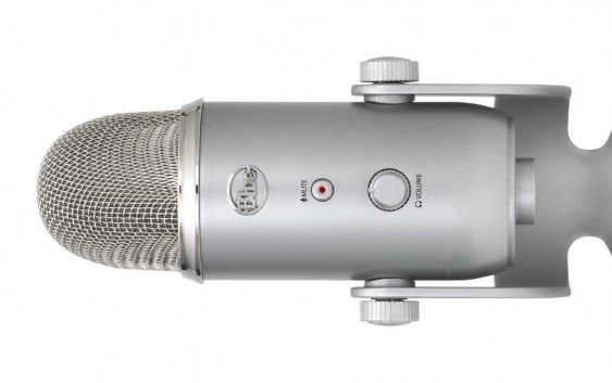 Blue Microphones Yeti USB Microphone Review
