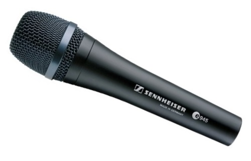 sennheiser e945 supercardioid dynamic microphone review microphone geeks