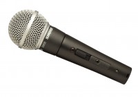 Shure SM58S Vocal Microphone Review