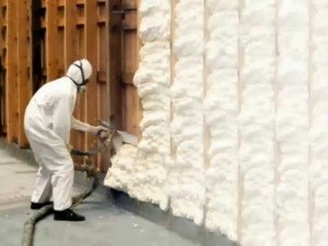Liquid Foam Insulation