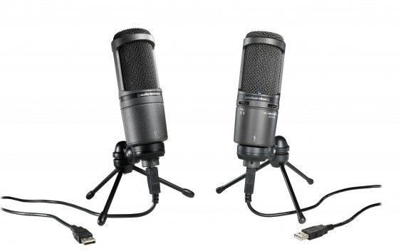 Audio-Technica AT2020USB+ PLUS, Cardioid USB Microphone Review