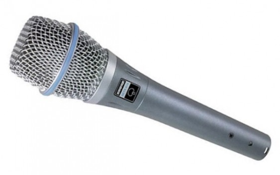 Shure BETA 87A Review – Supercardioid Condenser Microphone