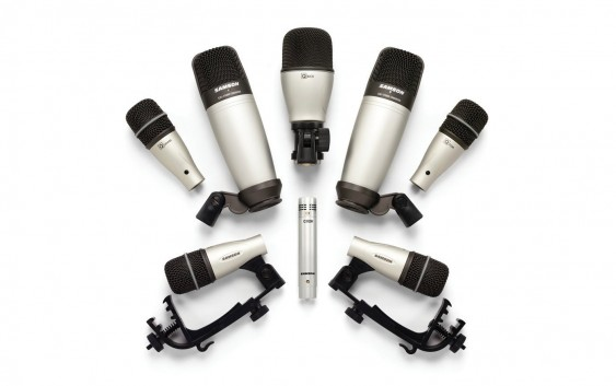 Samson 8kit – Drum Microphone Kit Review