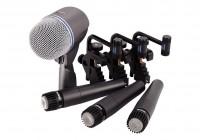 Shure DMK57-52 Drum Microphone Kit Review