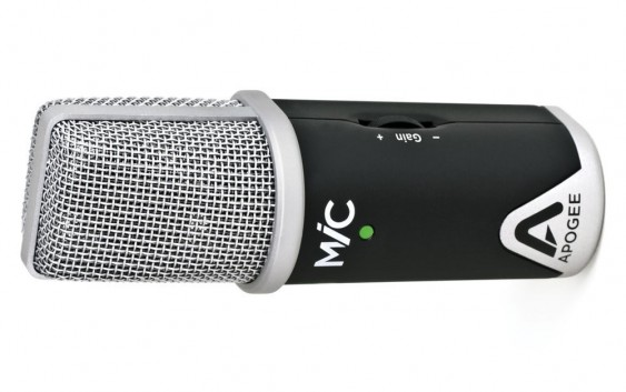 Apogee MiC 96k for Mac, iPad & iPhone review