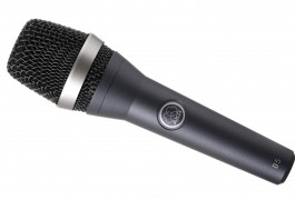 AKG D5 Review – Supercardioid Dynamic