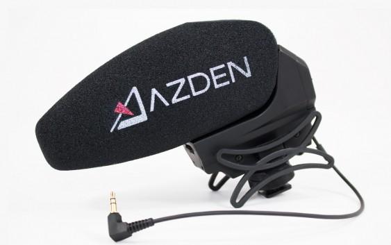 Azden SMX-30: DSLR Shotgun +Stereo mic review