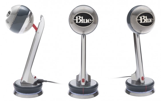 The Messy Nessie – Blue Nessie USB mic review