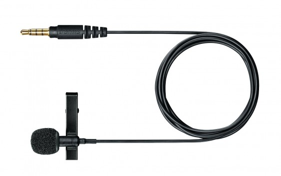 Shure MVL Omnidirectional TRRS Lavalier Review