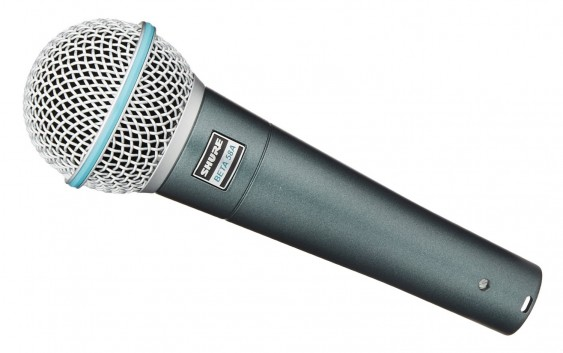 Shure Beta 58A Review – Supercardioid Dynamic