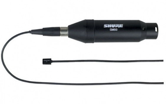 Shure SM93 / WL93 Review, Subminiature Omni Lavalier