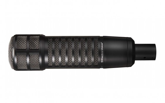 Electro-Voice RE320 Review – Dynamic Recording Mic