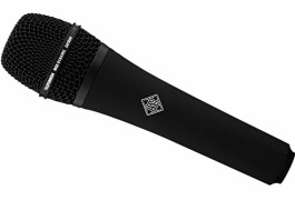 Telefunken M80 Dynamic Microphone Review
