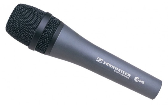 Sennheiser e845 review – budget supercardioid