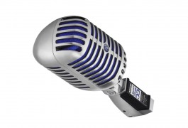 Shure Super 55 Deluxe – supercardioid prop mic review