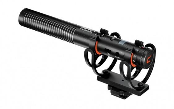 Comica VM20 – budget DSLR & phone, mini-shotgun review