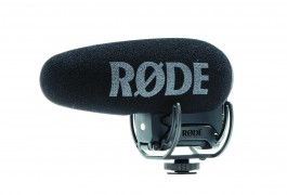 Røde VideoMic Pro+ Review, Premium DSLR Shotgun