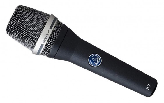 AKG Pro Audio D7 Reference Microphone Review