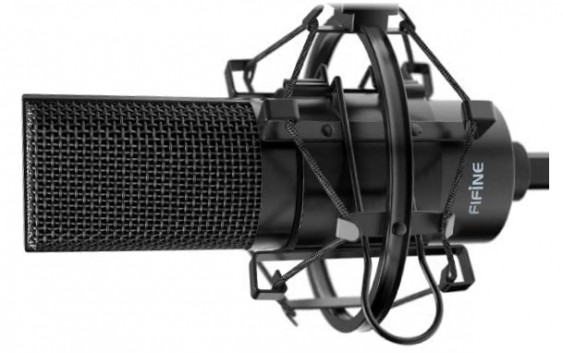 Fifine K780A – USB Streaming Microphone kit review